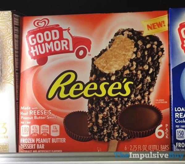 Good Humor Reese s Bar