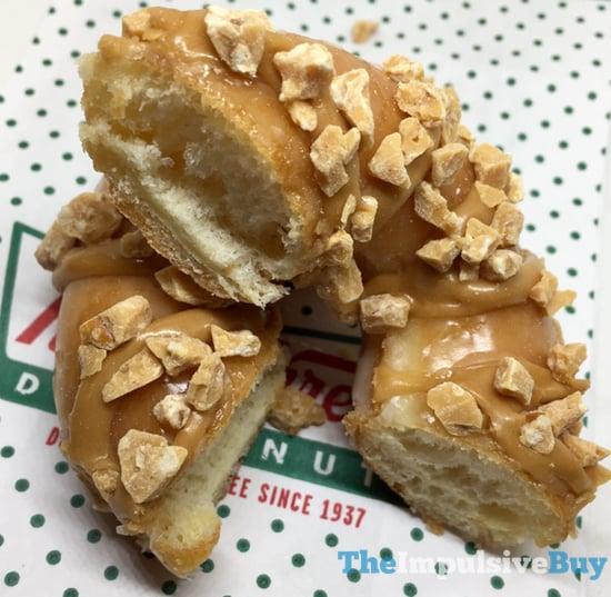 Krispy Kreme Hershey s Gold Doughnut 3