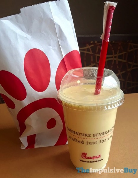 REVIEW: Chick-fil-A Frosted Sunrise - The Impulsive Buy