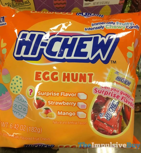 Hi Chew Egg Hunt
