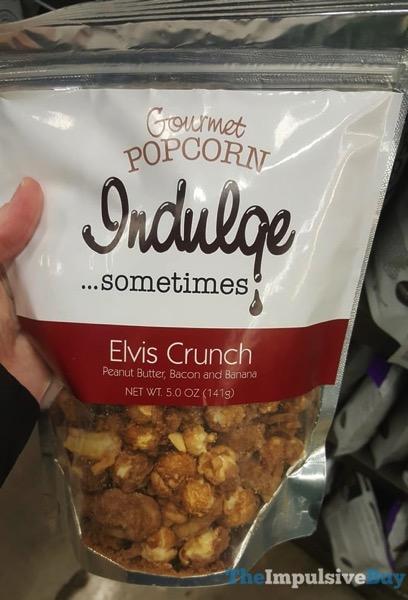Indulge Sometimes Elvis Crunch Gourmet Popcorn
