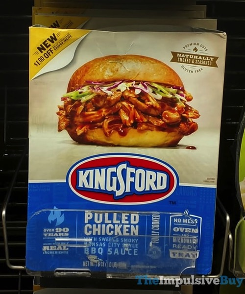 Kingsford Pulled Chicken