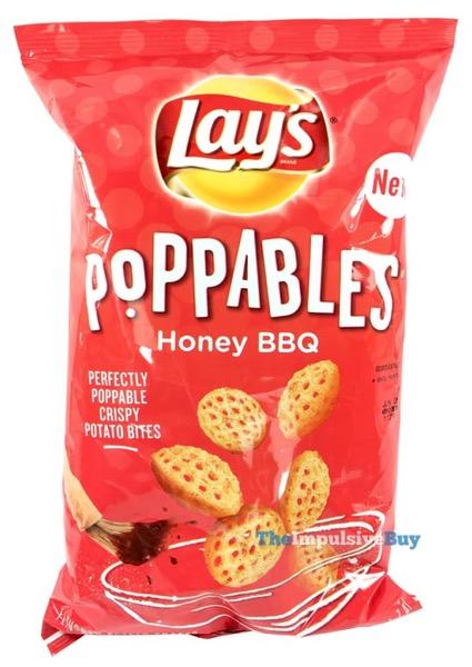 Lay s Poppables Honey BBQ