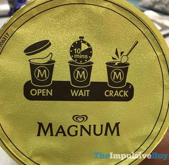 Magnum Ice Cream Tubs 2