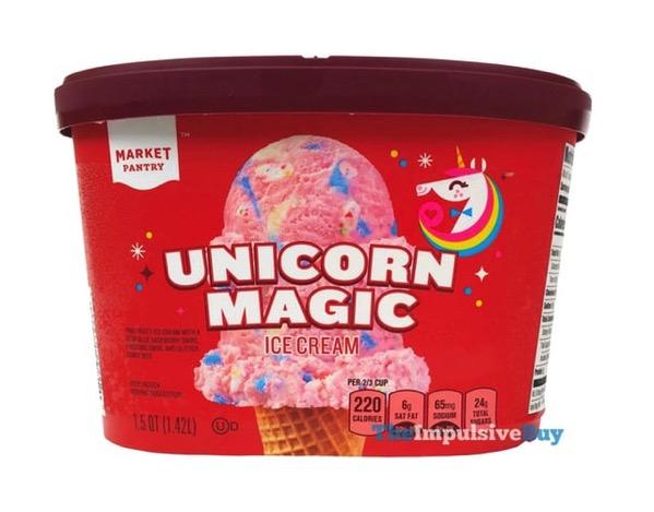 Market Pantry Unicorn Magic Ice Cream