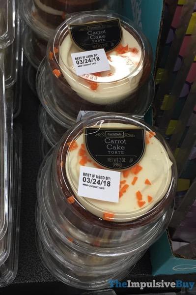 Marketside Carrot Cake Torte