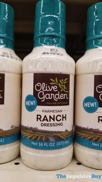 Olive Garden Parmesan Ranch Dressing