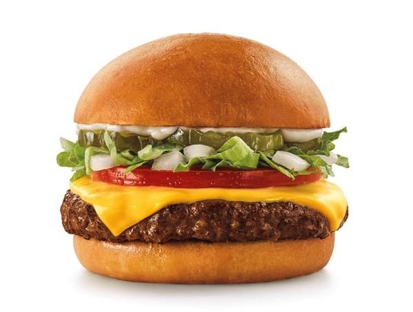 Sonic Signature Slingers Cheeseburger