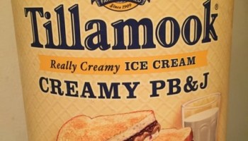 SPOTTED ON SHELVES Tillamook Buttered Maple Pancakes And Creamy PBJ Ice Cream Flavors