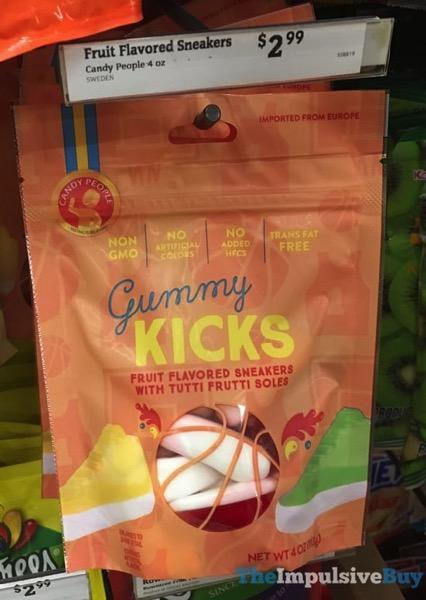 Candy People Gummy Kicks