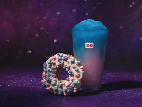 Cosmic Coolatta  Comet Candy Donut
