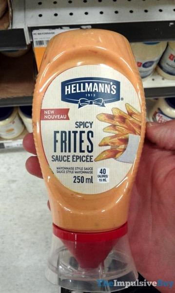 Hellmann s Spicy Frites Sauce