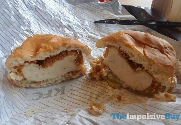KFC Crispy Colonel Sandwich 4