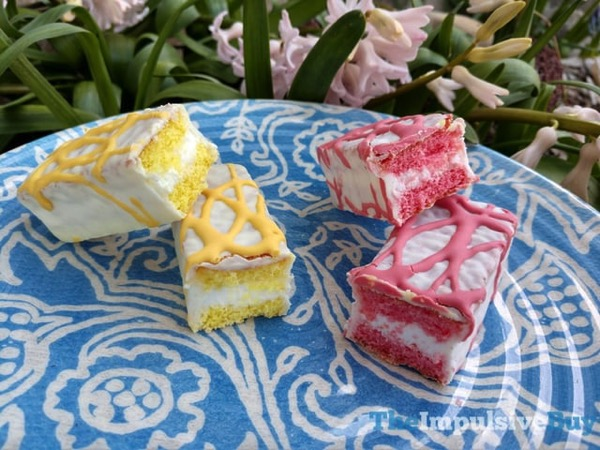 Little Debbie Mother s Day Cakes  Strawberry and Lemon 3