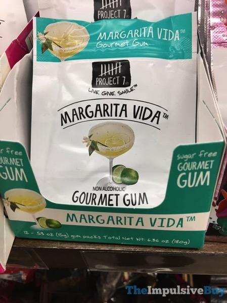 Project 7 Margarita Vida Gourmet Gum