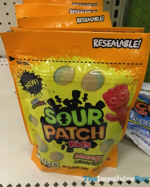 Sour Patch Kids Mango
