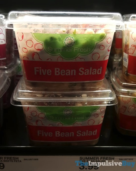 Summer Fresh Five Bean Salad