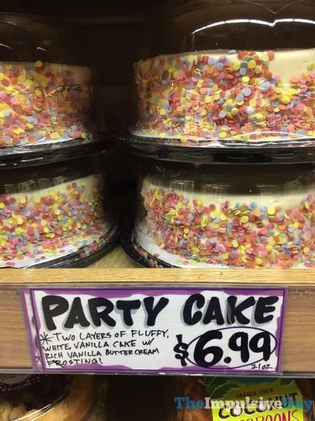 Trader Joe s Party Cake 2