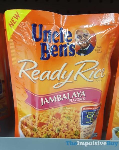 Uncle Ben s Ready Rice Jambalaya