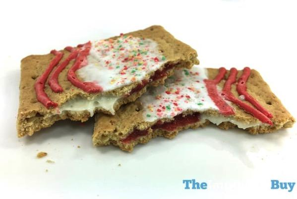 Kellogg s Limited Edition Pop Tarts Splitz Strawberry Cheesecake 2