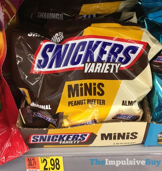 Snickers Variety Minis
