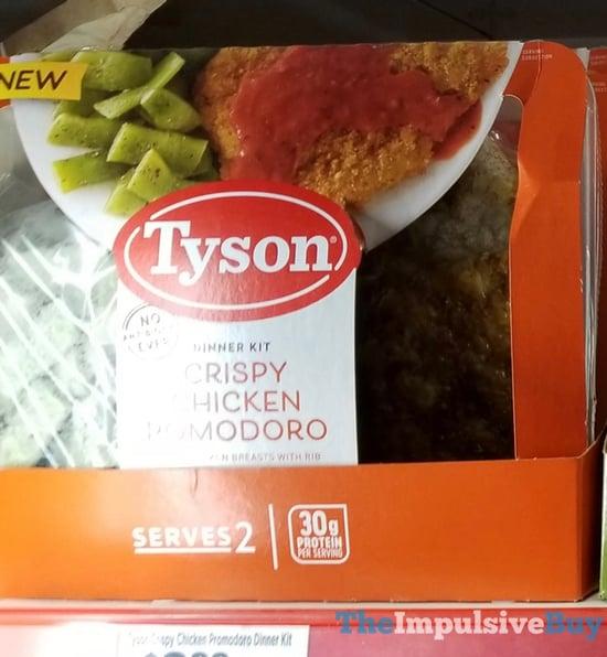 Tyson Crispy Chicken Pomodoro Entree Kit