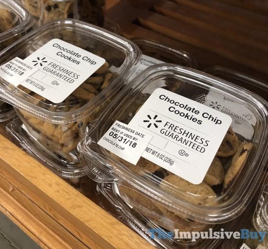 Walmart Mini Chocolate Chip Cookies