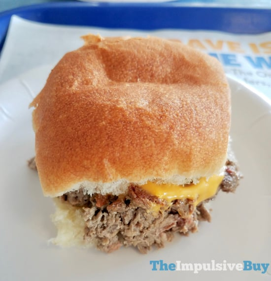 White Castle Impossible Slider 1
