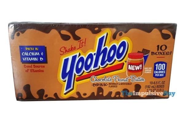 Yoo hoo Chocolate Peanut Butter Drink