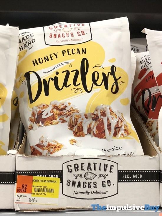 Creative Snacks Co Drizzlers Honey Pecan