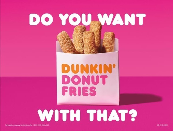 Donut Fries Image