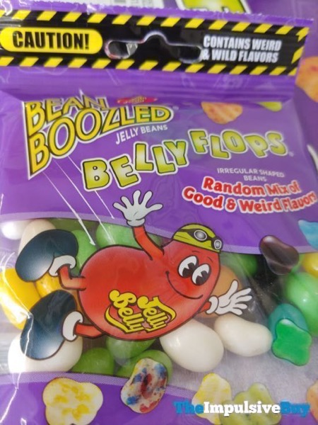 Jelly Belly Bean Boozled Jelly Beans Belly Flops