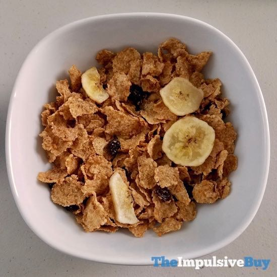 Kellogg s Raisin Bran with Bananas 2