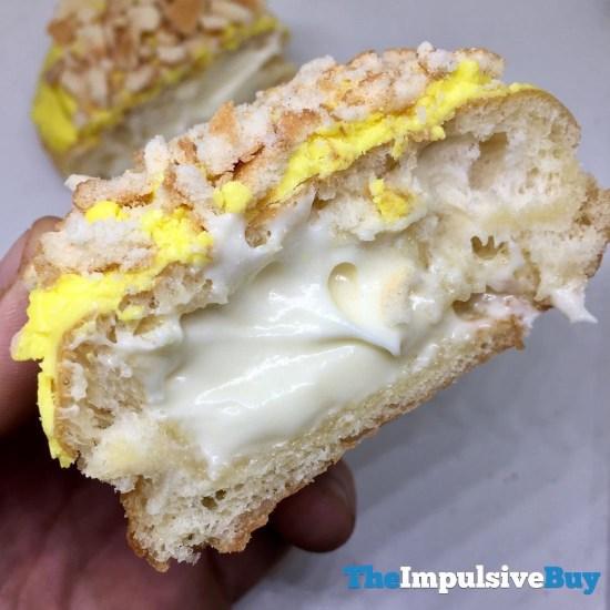 Krispy Kreme Banana Pudding Doughnut 2
