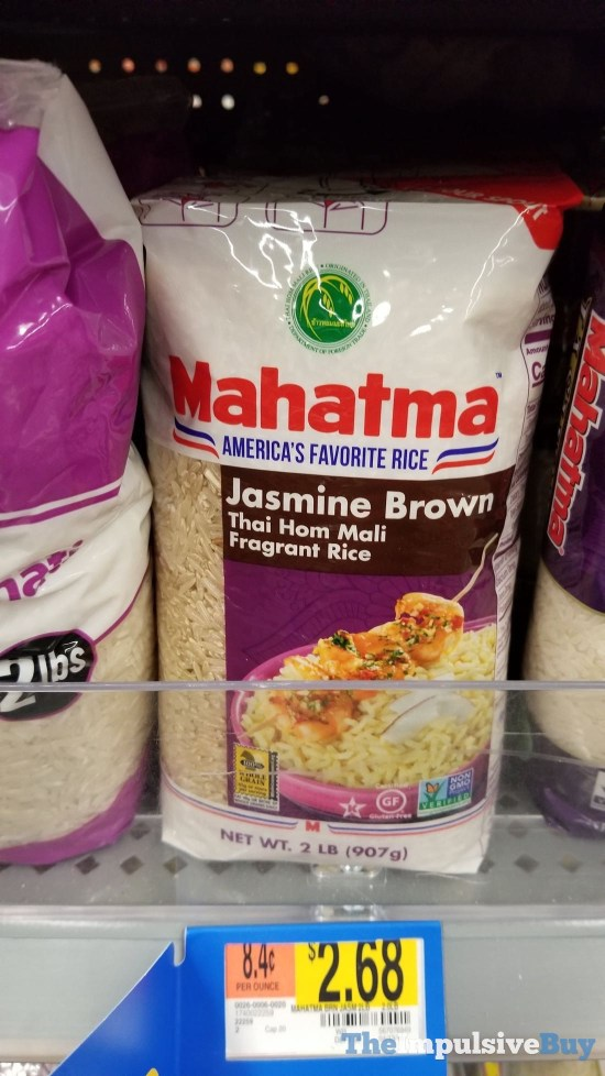 Mahatma Jasmine Brown Rice