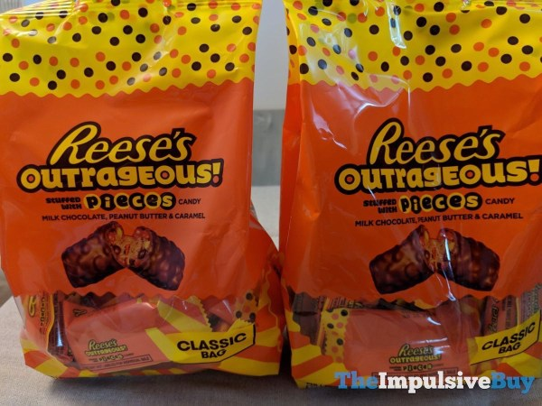 Reese s Outrageous Stuffed with Pieces Classic Bag