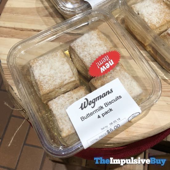 Wegmans Buttermilk Biscuits