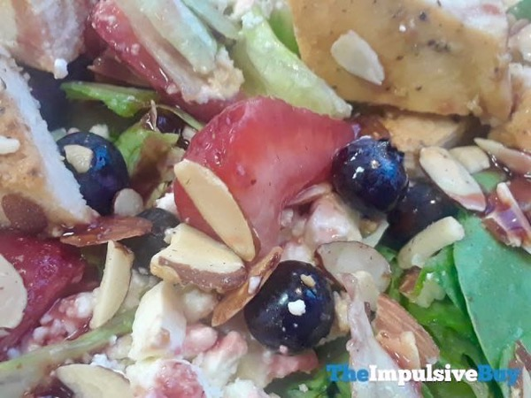 Wendy s Berry Burst Chicken Salad 3