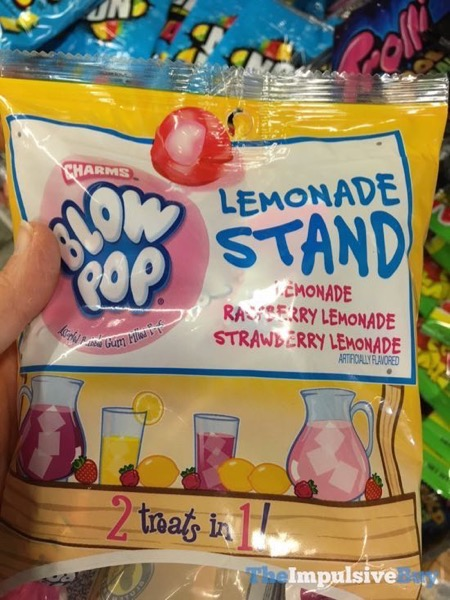 Charms Blow Pop Lemonade Stand