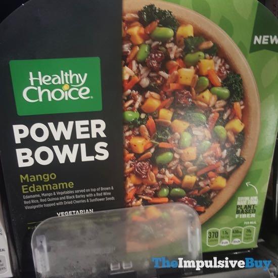 Healthy Choice Power Bowls Mango Edamame