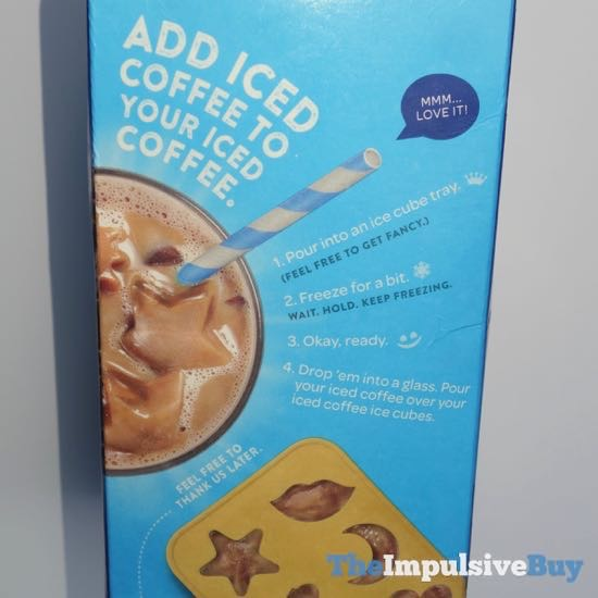 International Delight Limited Edition Oreo Iced Coffee 3a