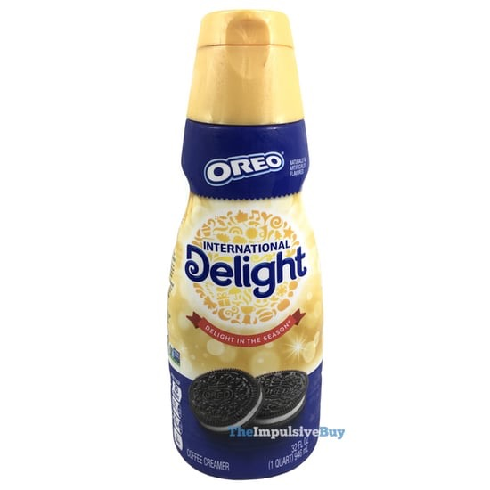 International Delight Oreo Coffee Creamer