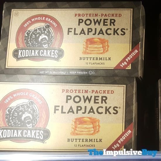 Kodiak Cakes Buttermilk Power Flapjacks