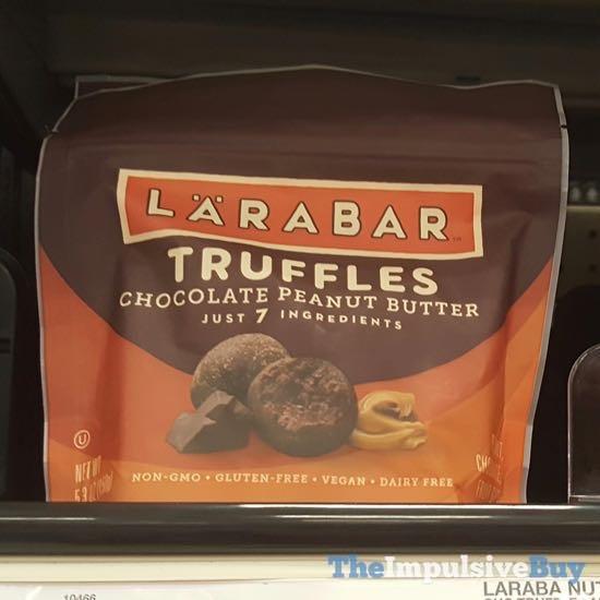 Larabar Chocolate Peanut Butter Truffles