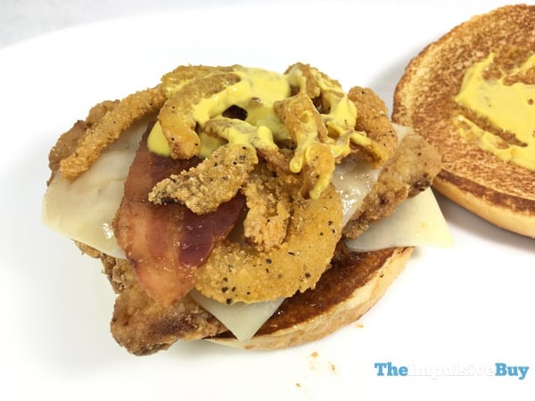 McDonald s Signature Crafted Recipe Bacon Smokehouse 2