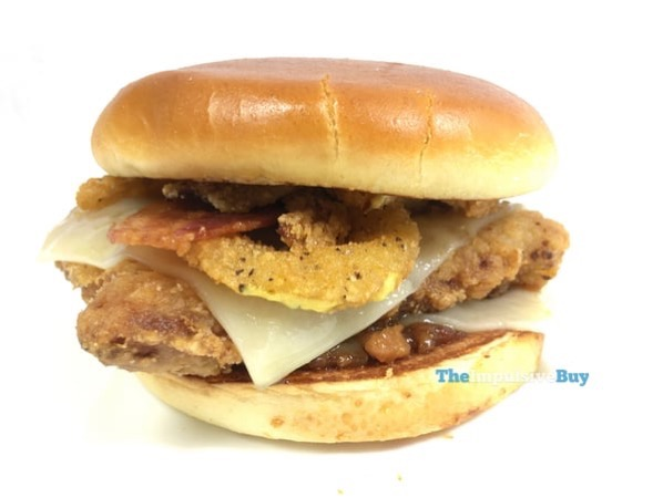 McDonald s Signature Crafted Recipe Bacon Smokehouse