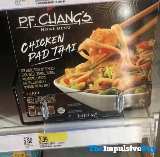 P F Chang s Home Menu Chicken Pad Thai
