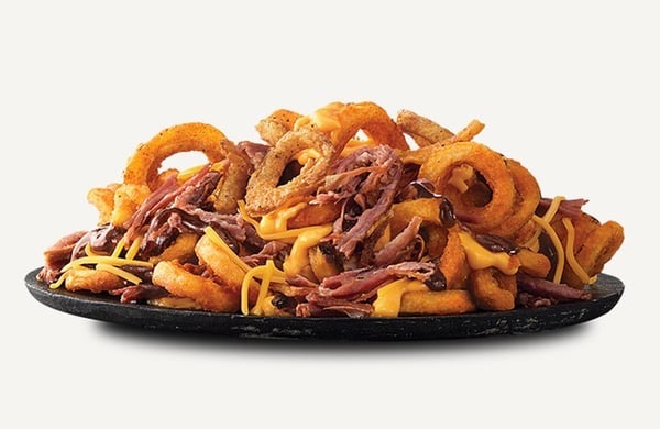 SMOKEHOUSE BEEF SHORT RIB LOADED CURLY FRIES