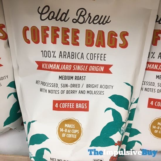 Trader Joe s Cold Brew Coffee Bags
