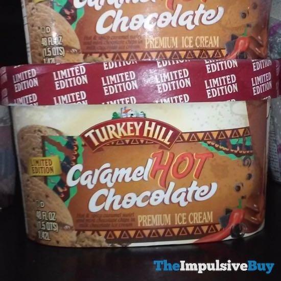 Turkey Hill Caramel Hot Chocolate Ice Cream